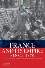 France and its Empire Since 1870