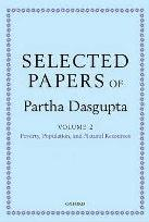 Selected Papers of Partha DasGupta