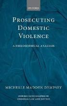 Prosecuting Domestic Violence
