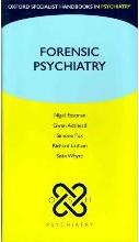 Forensic Psychiatry