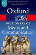 A Dictionary of Media and Communication