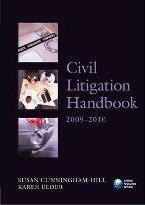 Civil Litigation Handbook 2009-2010