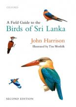 A Field Guide to the Birds of Sri Lanka