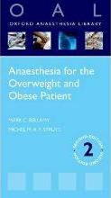Anaesthesia for the Overweight and Obese Patient