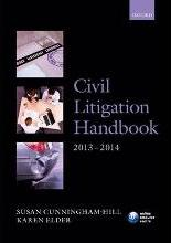 Civil Litigation Handbook 2013-2014
