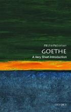 Goethe: A Very Short Introduction