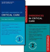 Oxford Handbook of Critical Care Third Edition and Emergencies in Critical Care Second Edition Pack