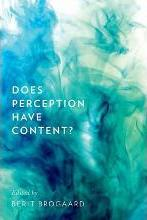 Does Perception Have Content?