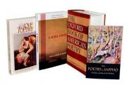 The Oxford Book of American Poetry / The Poetry of Sappho / A Mind Apart / A Book of Love Poetry