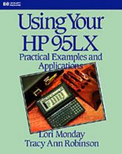 Using Your HP 95LX