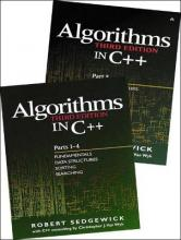 Algorithms in C++: Fundamentals, Data Structures, Sorting, Searching and Graph Algorithms Pts. 1-5