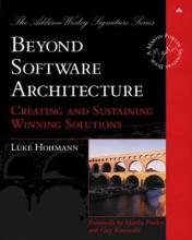Beyond Software Architecture