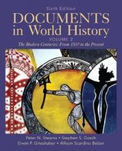 Documents in World History: Volume 2