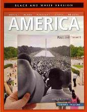 America Past and Present, Volume 2 Black and White Edition
