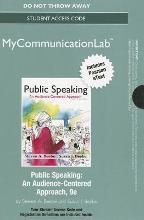 NEW MyCommunicationLab with Pearson eText - Standalone Access Card - for Public Speaking