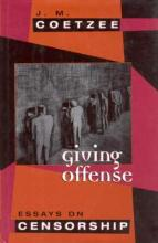 Giving Offense