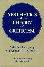 Aesthetics and the Theory of Criticism