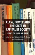 Class, Power and the State in Capitalist Society