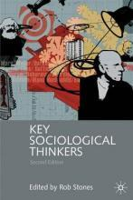 Key Sociological Thinkers