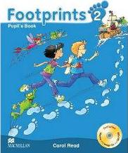 Footprints 2 Pupil's Book Pack (Pupil's Book, CD-ROM, Songs & Stories Audio CD & Portfolio Booklet) A2