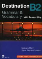 Destination B2 - Grammer and Vocabulary with Answer Key