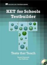 KET for Schools Testbuilder Student's Book with key & CD Pack