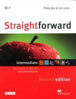 Straightforward 2e - Student Book - Intermediate B1 with Practice Online Access