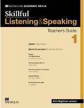 Skillful Level 1 Reading & Writing Teacher's Book and Digibook Pack