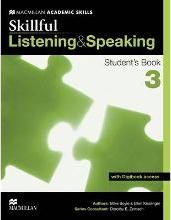 Skillfull Listening and Speaking Student's Book + Digibook Level 3