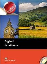 Macmillan Cultural Readers - England with Audio CD