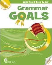 Grammar Goals: Grammar Goals Level 4 Pupil's Book Pack Pupil's Book Pack Level 4