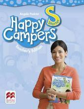 Happy Campers Starter Level Teacher's Edition Pack