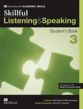 Skillful Level 3 Listening & Speaking Student's Book Pack
