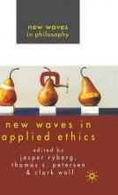 New Waves in Applied Ethics