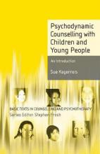 Psychodynamic Counselling with Children and Young People