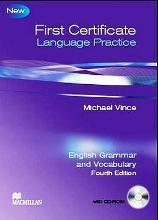 First Certificate Language Practice Student Book Pack with Key