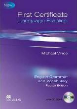First Certificate Language Practice Student Book Pack without Key