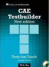 New CAE Testbuilder Student's Book +key Pack