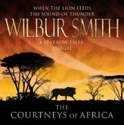 The Wilbur Smith Courtneys of Africa CD Box Set