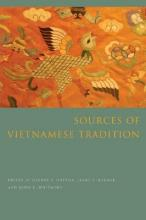 Sources of Vietnamese Tradition