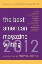 The Best American Magazine Writing 2012
