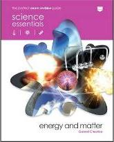 Energy and Matter