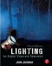 Television production technical background skills books book lighting for digital video and television fandeluxe Images