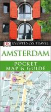 DK Eyewitness Pocket Map and Guide: Amsterdam