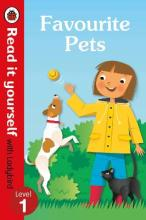 Favourite Pets - Read it Yourself with Ladybird: Level 1
