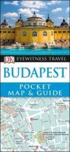 DK Eyewitness Pocket Map & Guide Budapest