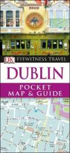 DK Eyewitness Pocket Map & Guide Dublin