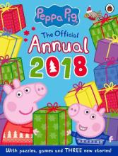Peppa Pig: Official Annual 2018