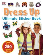 Dress Up Ultimate Sticker Book