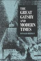 The Great Gatsby and Modern Times